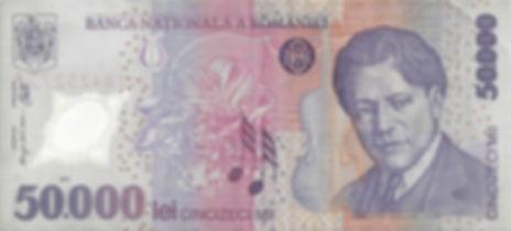 Roumanie 50000LEI 2002 023B4252726 R_edi