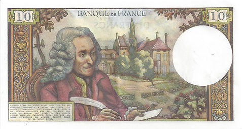 Verso 10 francs Voltaire 8-11-1973.jpg