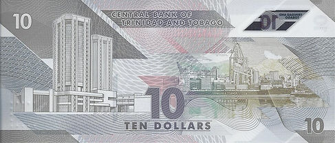 Trinidad et Tobago 10TTD 2020 AD692514 V