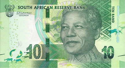 Afrique du Sud 10ZAR 2020 SA8456465 A R.