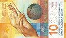 Suisse 10CHF 2016 16 A 0713030 R - Copie