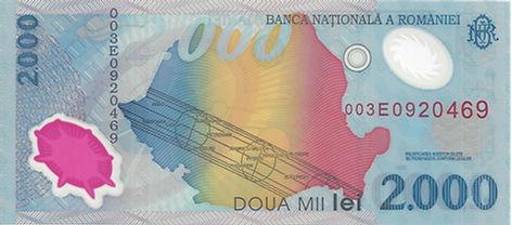 Roumanie 2000LEI 1999 003E0920469 V.jpg