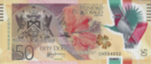 Trinidad et Tobago 50TTD 2015 CH554852 R