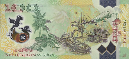 Papouasie Nouvelle Guinée 100PGK AA18028