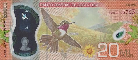 Costa Rica 20000CRC 2018 B000915753 V.jp