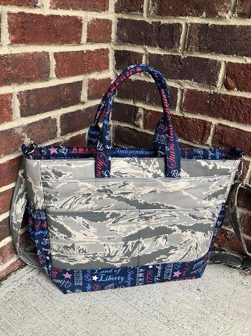 New Tracy Diaper Bag / Travel Tote
