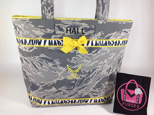 Support our Military Totes - All Camo types