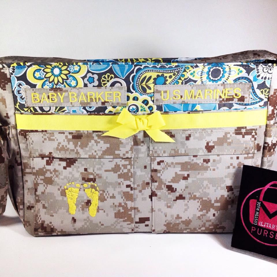 #405 Diaper Bag Upgraded