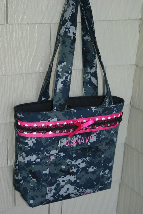 The Lacey Bag ~ All Camo Types