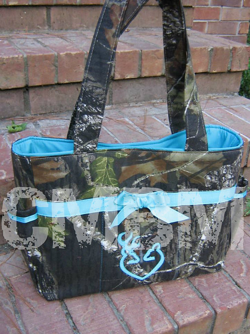 Hunting Camo Diaper Bag