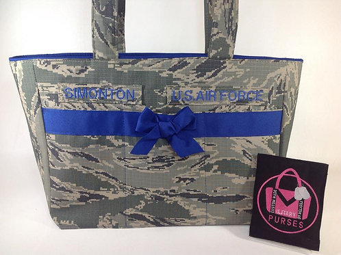Large Tote / Diaper Bag - All Camo Types