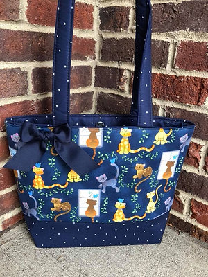 Ready to Ship Cute Cat Bag! $39 Plus Shipping!