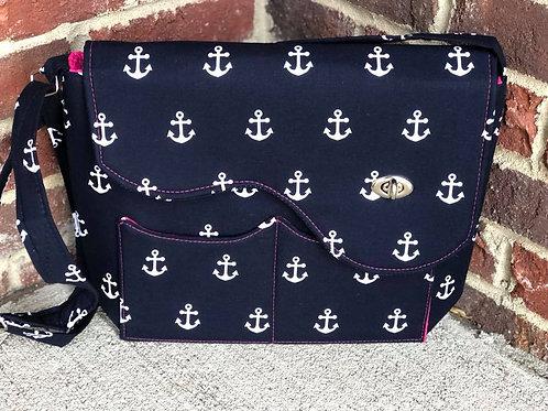 Ready to Ship Anchor Handbag $43 Plus Shipping!