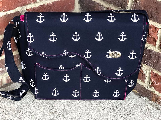 Ready to Ship Anchor Handbag $43 Plus Shipping!