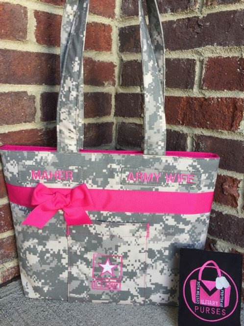 My Hero Tote - All Camo Types