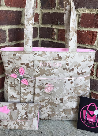 Style #500 Custom Handbag