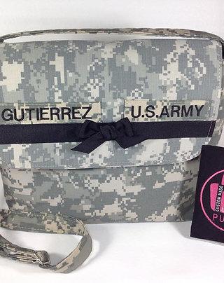 Custom Handbag Style #40 Medium Messenger Bag