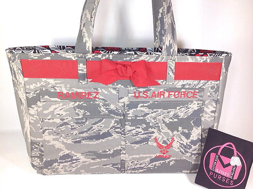 Style #605 LARGE Size Tote