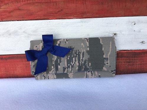 Military Camo Deluxe Wallet