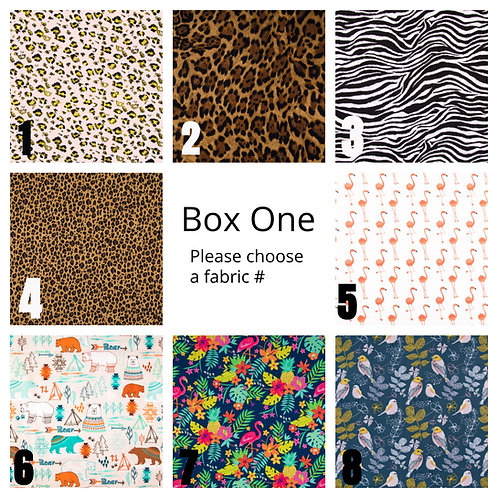 New Deluxe Diaper Bag Fabric Choices