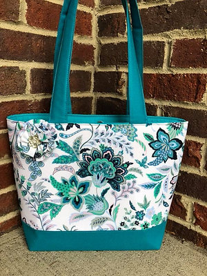 Ready to Ship Paisley Handbag! $39 Plus Shipping