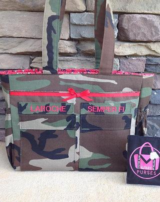 Custom Handbag Style #400 Large Tote