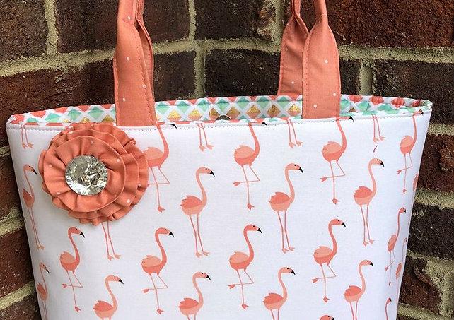 Flamingo Quick Order Handbag
