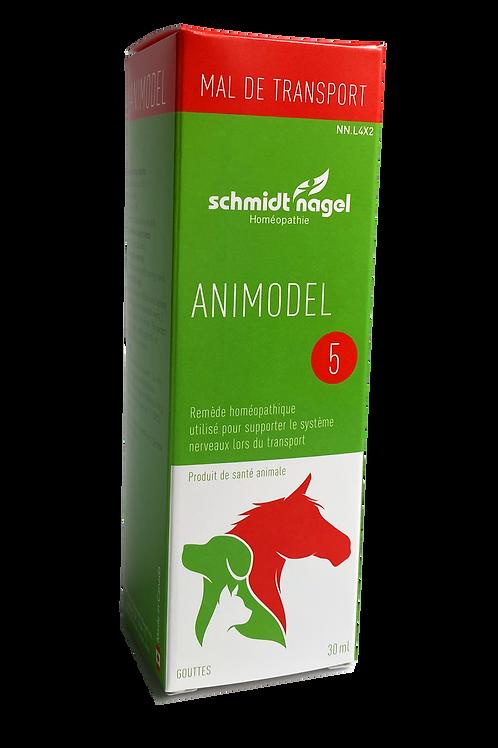 Animodel 5 – Mal de transport