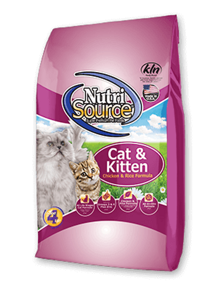 Nutri-Source (Chat/Chaton - Poulet)