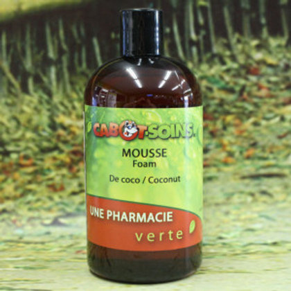 SHAMPOOING MOUSSE COCO