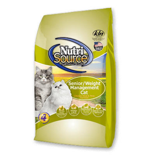 Nutri-Source (Chat - Contrôle du poids)
