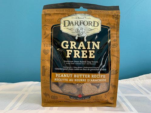 Gâteries pour chiens - DARFORD - Beurre d'arachides