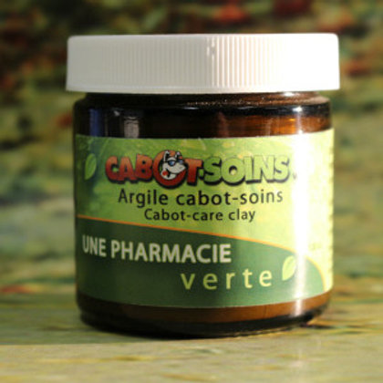 ARGILE CABOT-SOINS 120GR