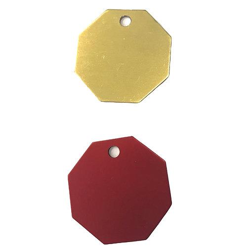 Médaille Arrêt Stop  (Grande)