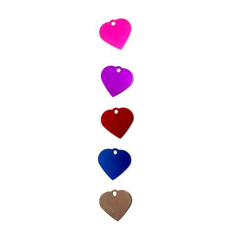 Médaille Coeur (Petit)