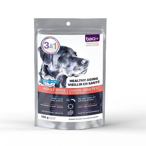 baci +  Probiotique pour chien (3 en 1)