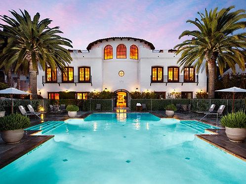 6 Day Health Retreat Santa Barbara, California
