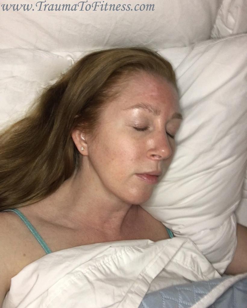 Sleep Blog, Trauma To Fitness, Pason