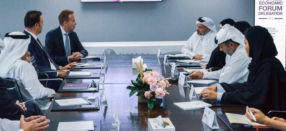 World Economic Forum Delegation