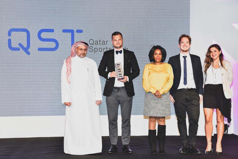 Qatar SportsTech (QST)