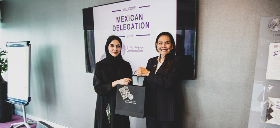 Mexican Embassy Delegation
