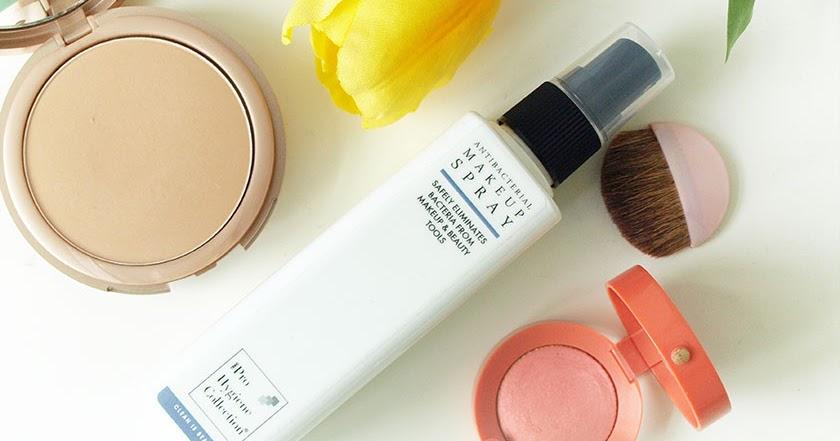 pro hygiene antibacterial makeup spray r