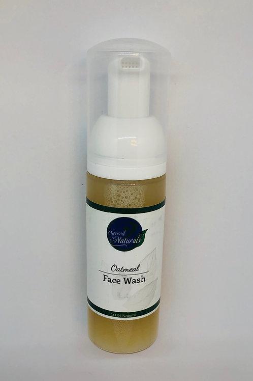 Oatmeal Face Wash
