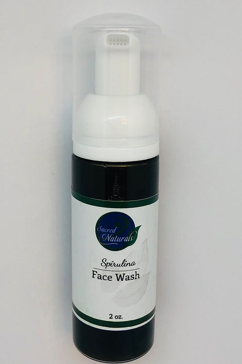 Spirulina Face Wash