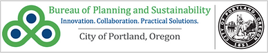 City of Portland BPS logo