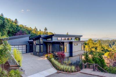 A Beautiful Dominion House