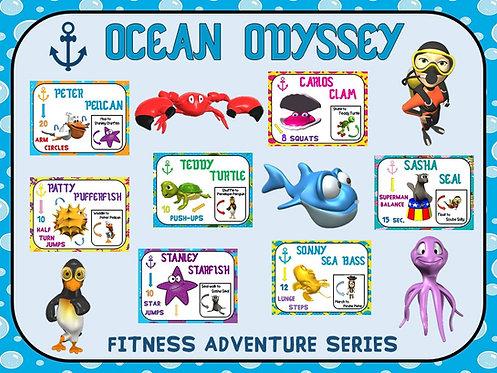 Fitness Adventure Series- Ocean Odyssey