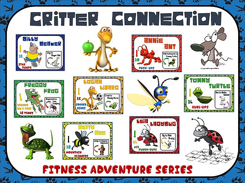 Fitness Adventure Series- Critter Connection