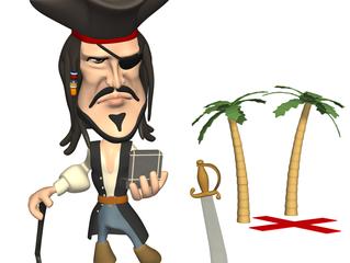 """Are you a PE Pirate?"" by Pete Charrette"