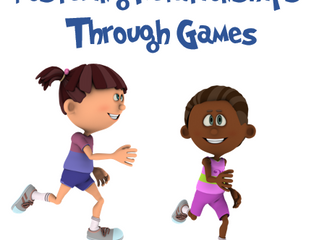 Fostering Relationships Through Games by Cliff Roop